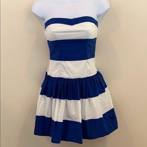 Abercrombie & Fitch Strapless Mini Dress  Size XS
